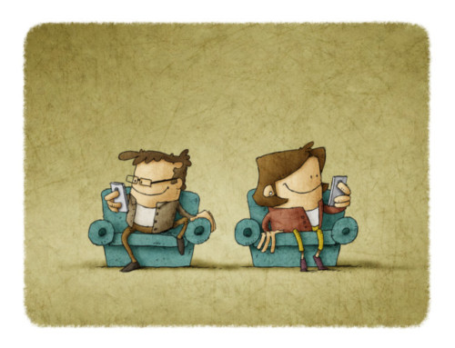 The truth about how technology is affecting your relationships