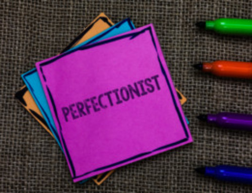 The problem with perfectionism….