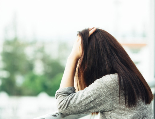 Four tips to help when you feel depressed